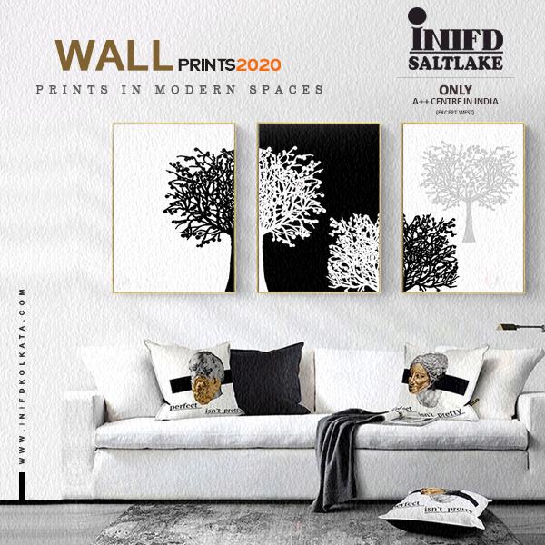 Wall Prints In Modern Spaces Interior Trends Wall Sticker Prints Will Be Trending Among The Interior Design I In 2020 Modern Spaces Interior Trend Wall Prints