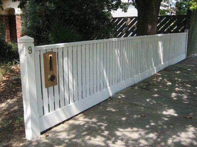 Paling Fence Designs Img11 bg 640480 exterior pinterest fences yard ideas img11 bg 640480 workwithnaturefo