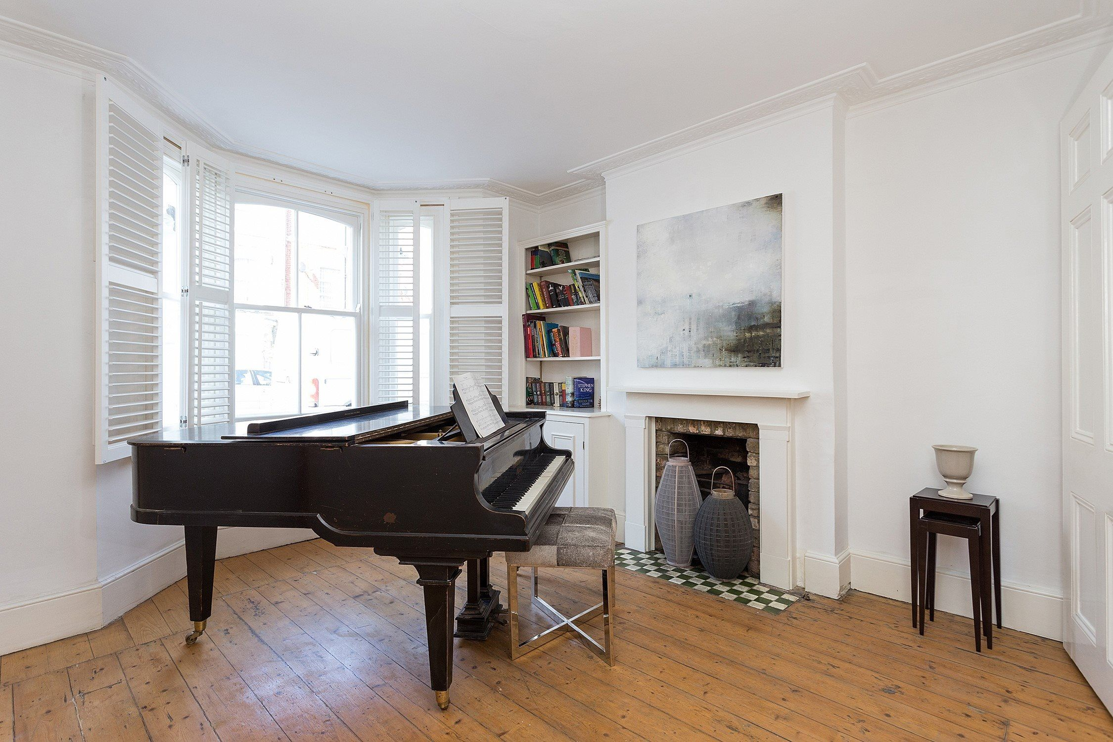 For #sale! 4 #bedroom #flat for sale in #Clapham North: Ferndale Road, SW4 - £1,250,000 #interiordesign