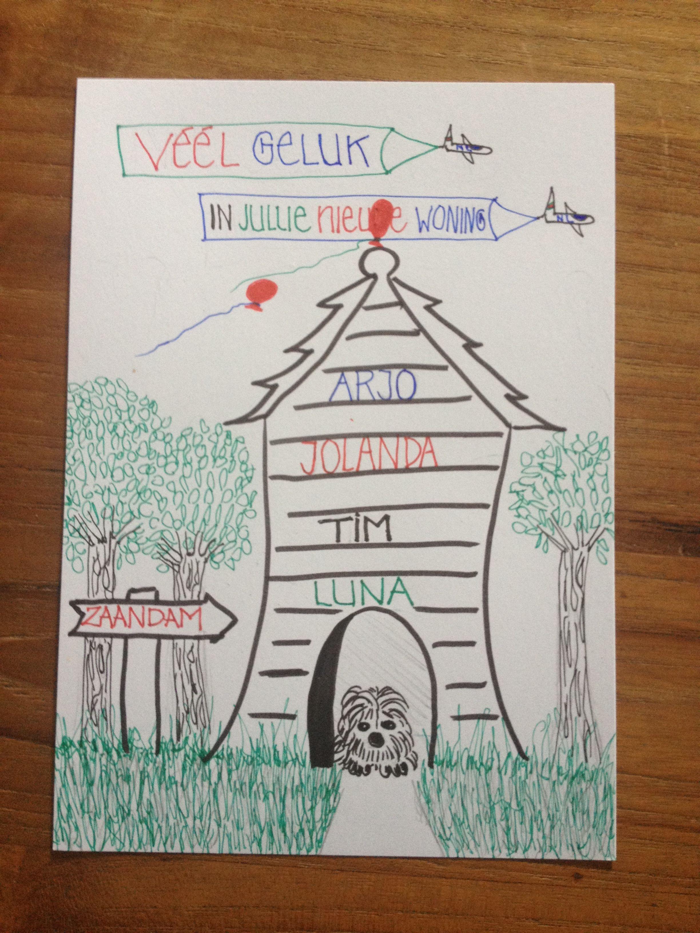 #diy #verhuiskaart #zaandam #family #drawing #handlettering #tekenen #workshops #kalligrafie #typegrafie info en inschrijven via www.restyleyourhouse.com