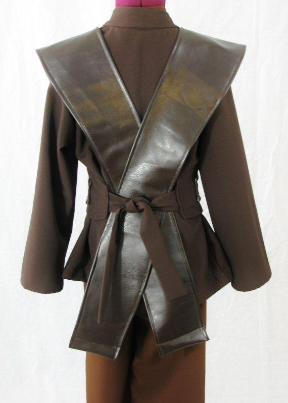 Adult Anikin Skywalker Custom Costume by NeverbugCreations on Etsy ...