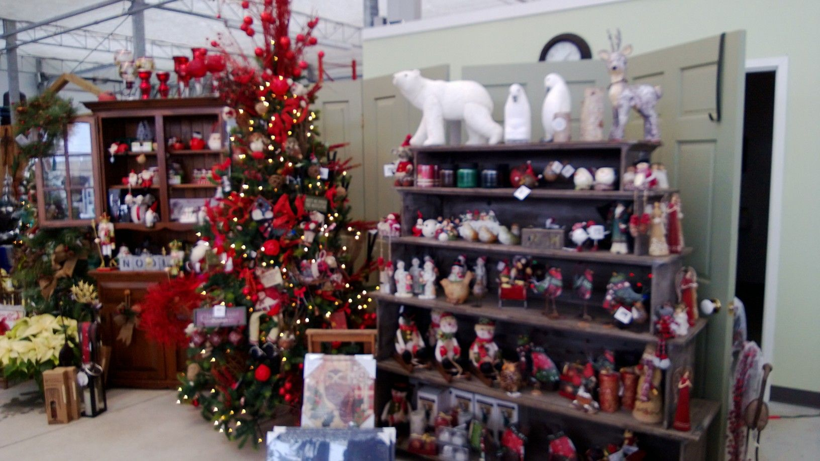 Botanix Christmas Display