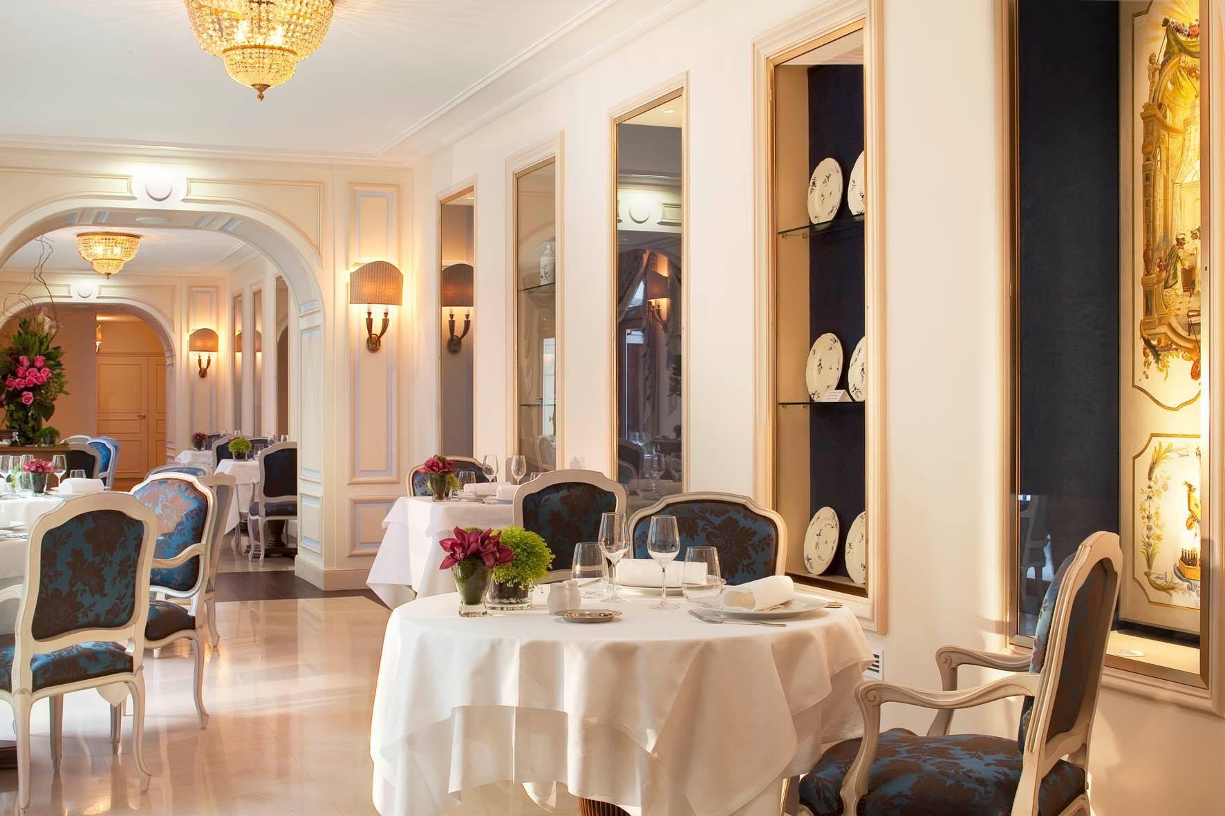 Auberge du Jeu de Paume Chantilly Restaurant le Jardin d Hiver