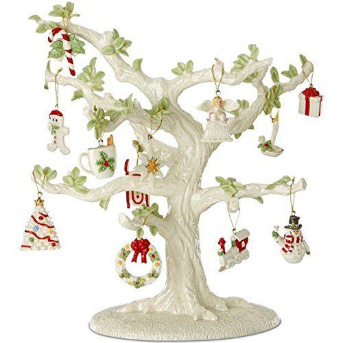Lenox Miniature Tree Ornaments 13 Holiday Sets Garden Bird Irish Easter Summer Birthday Win Christmas Decorations Clearance Christmas Ornaments Lenox Ornaments