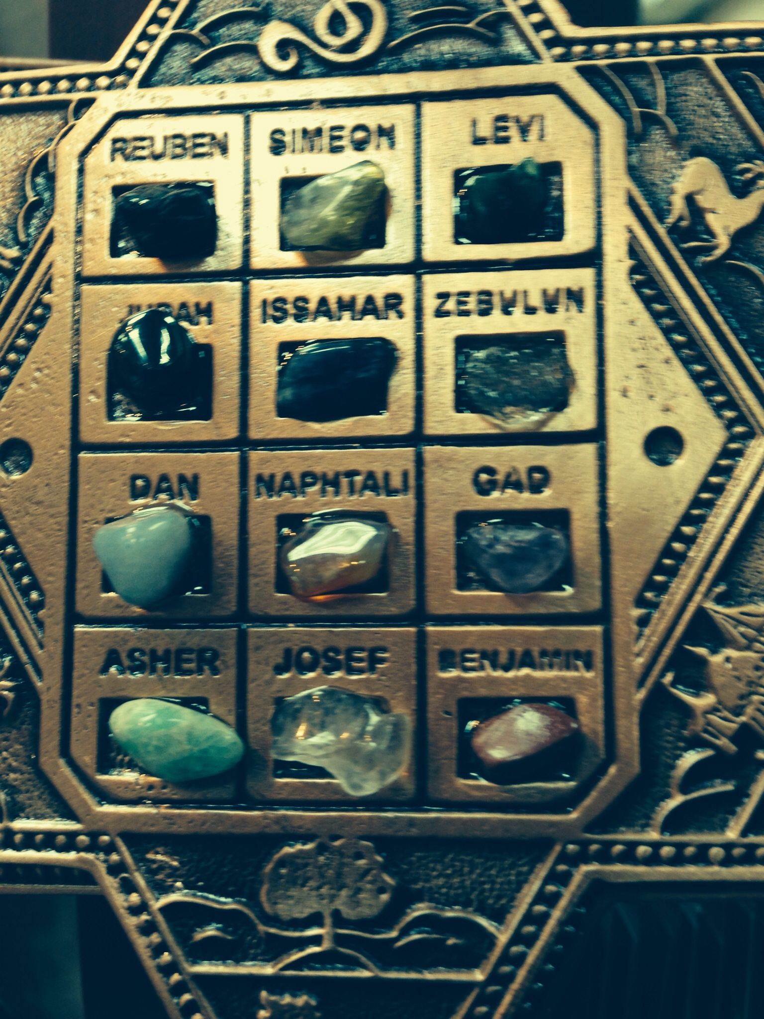 12 Tribes Of Israel With Images