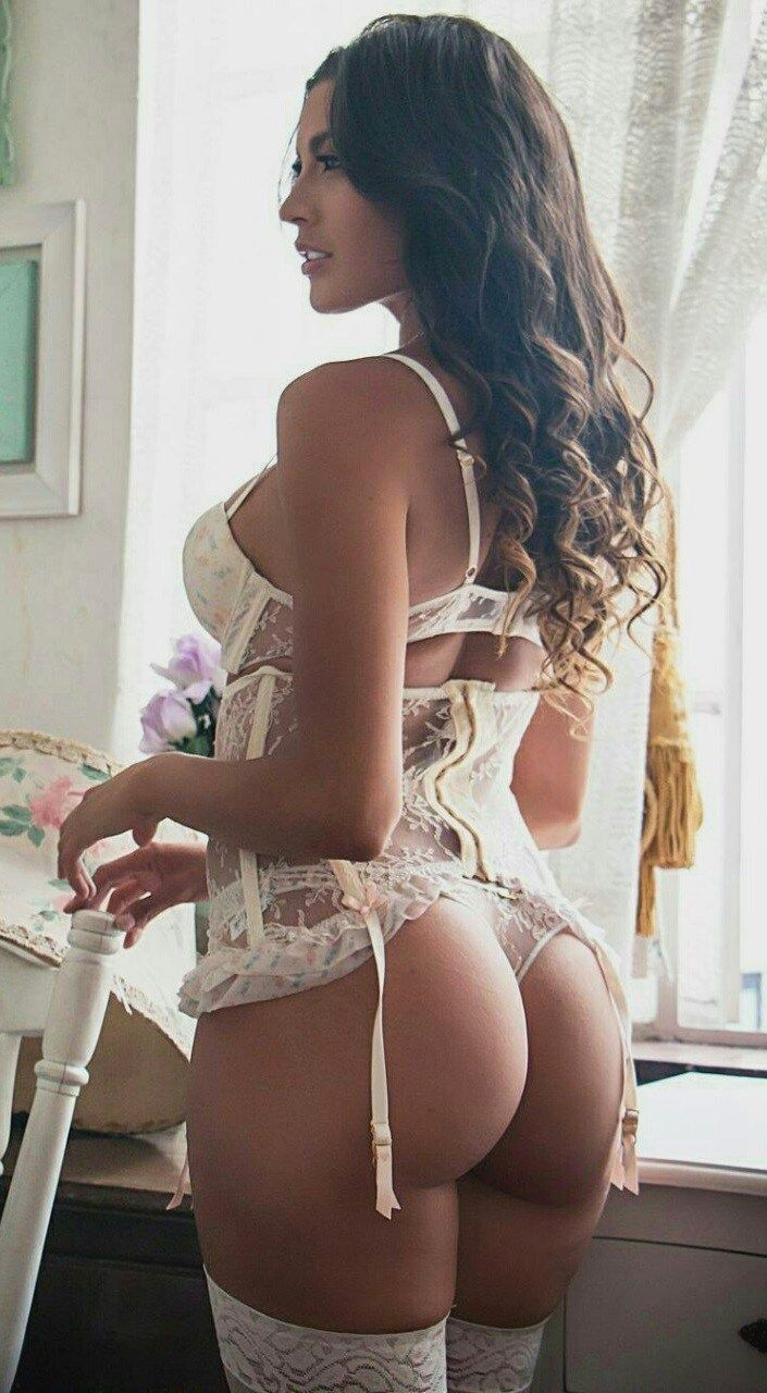 Perfect Ass In Lingerie