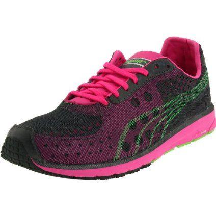 PUMA Women`s Faas 250 NM Fashion Sneaker,Dark Shadow/Neon/Fluro Green,6 B US $67.99