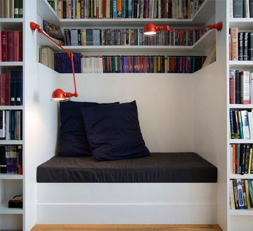 Minha biblioteca <3