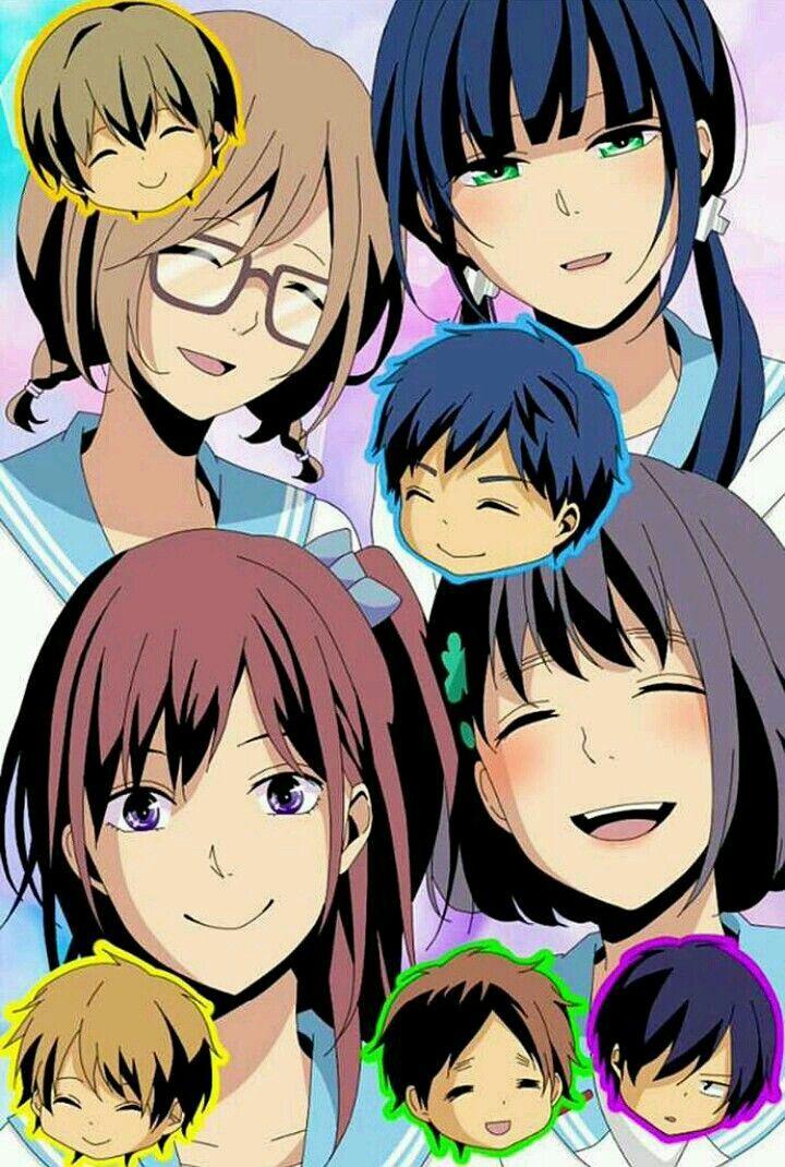 ReLife Anime, Animação, Manga