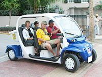 Cruise Around Key West In An Electric Car Or Scooter From A Rentals Key West Fun Key West Excursions Key West