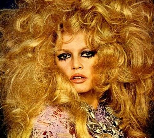 Brigitte Bardot... even though she's whack now. Via Daiseas.