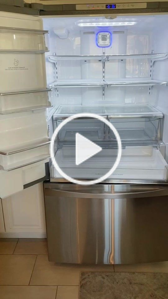 farah merhi farahjmerhi on tiktok fridge organization organization organizationhacks on kitchen organization tiktok id=31164