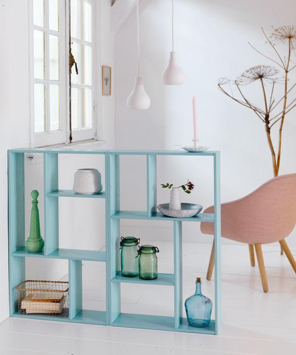 lichtblauw - kleur - wonen - inrichting - styling - huis - interieur ...