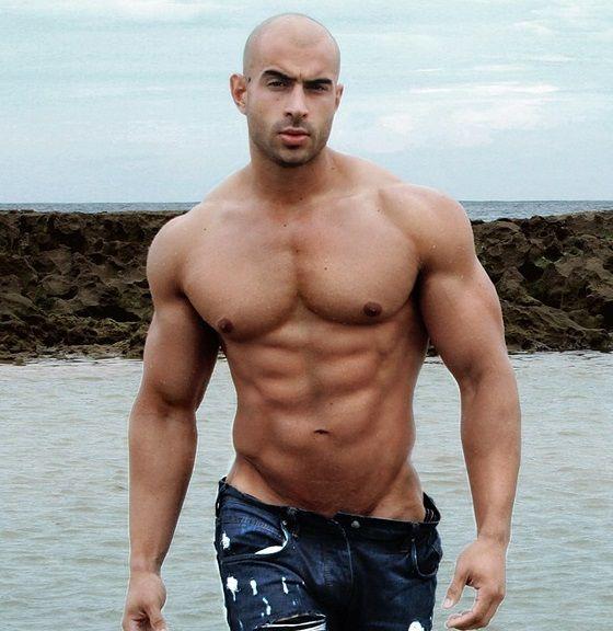 Sexy hunks Gay male masseurs london