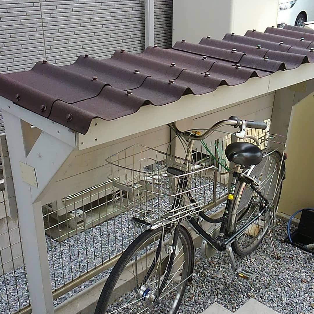 Diy 自転車 置き場 玄関や部屋に2台置きもできる!自転車収納DIY事例9選
