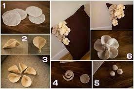moldes para elaborar flores de fieltro - Buscar con Google