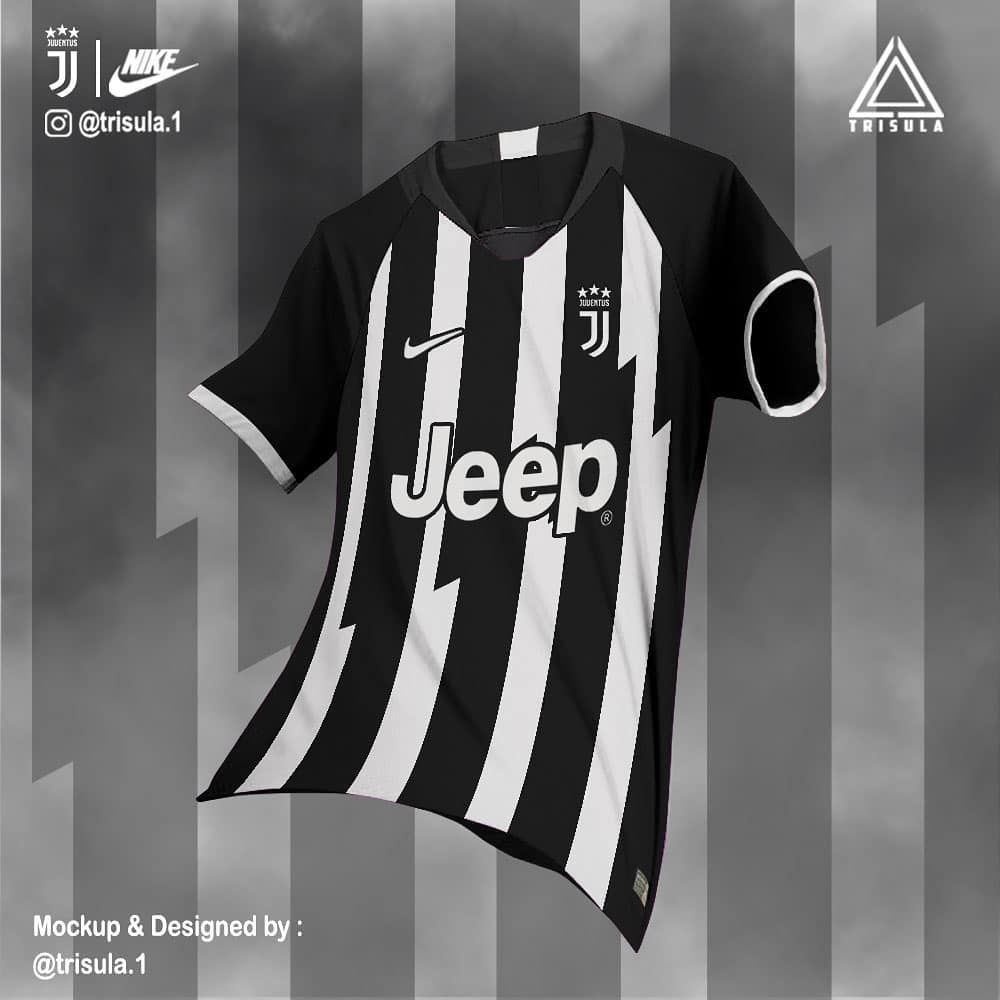 a8fd6356b Juventus - home kit concept | Neymar and other celebs I like ...