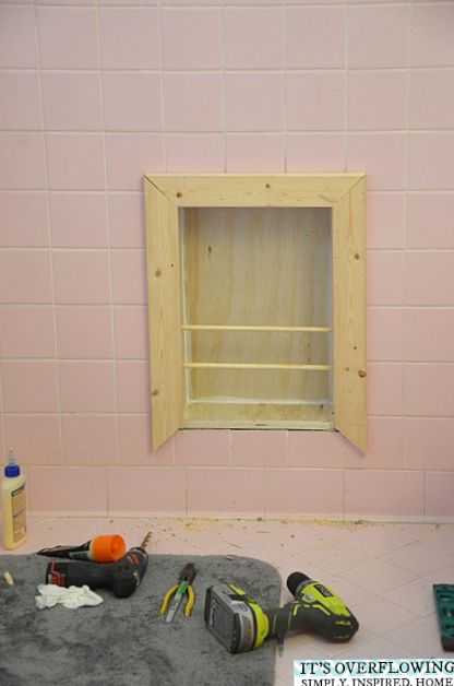 Bluehost Com Bathroom Built Ins Home Repairs Built In Shelves