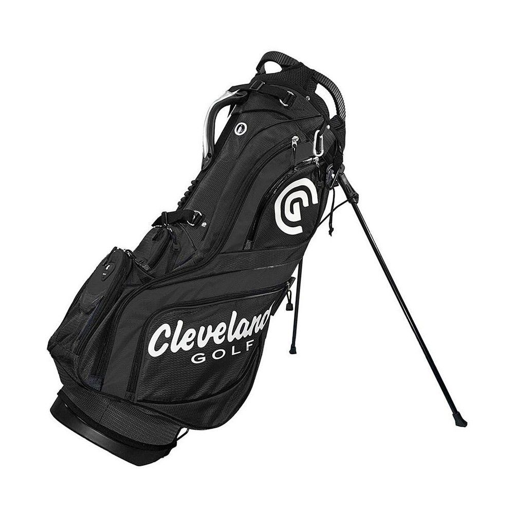 Cleveland Stand Bag Black Golf stand bags, Golf bags