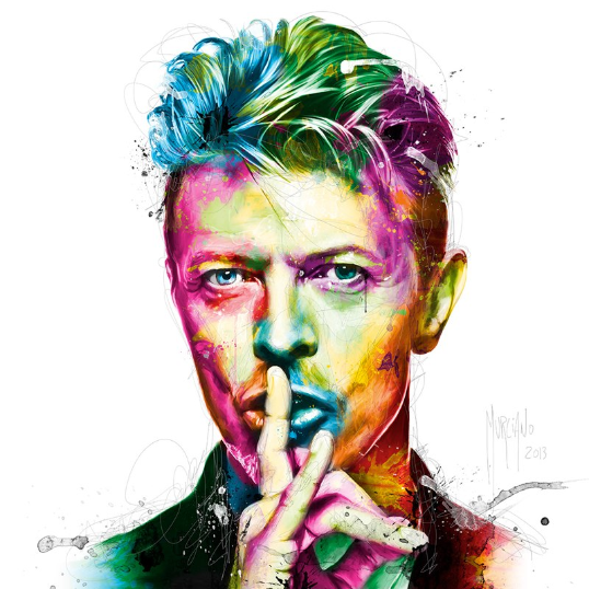 David Bowie By Patrice Murciano David Bowie Art Bowie Art Bowie Tattoo