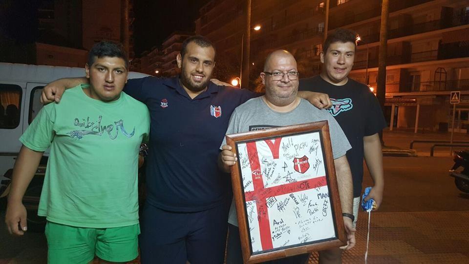 Salva la veu del Poble: Rugby Cullera refuerza el equipo con cuatro jugado...