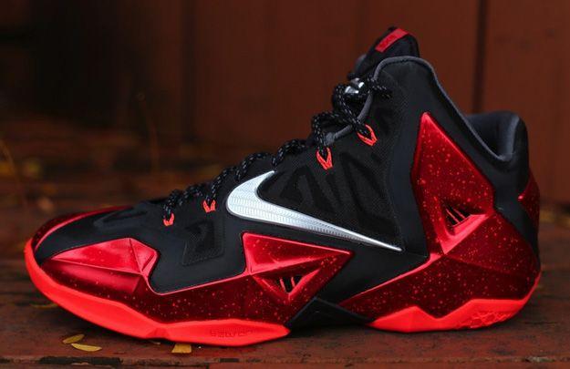 huge selection of 4eef8 fcbd9 Nike LeBron 11