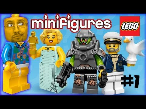 Lets Play: Lego minifigures Online (beta) Part 1 (Face Cam Gameplay ...