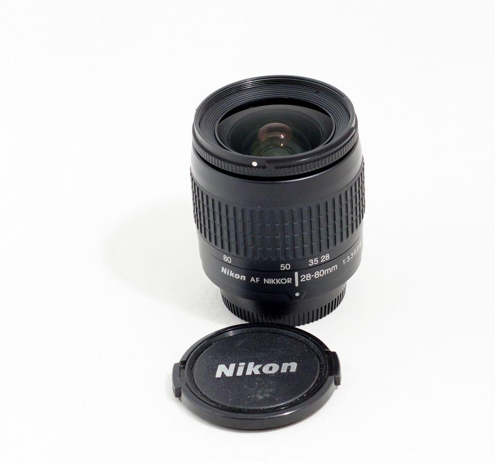 Nikon Af Nikkor 28 80mm 1 3 3 5 6 G Lens D50 D80 D90 D300s D7000 D7100 D7200 Nikon D7200 Nikon D7100 Nikon D80