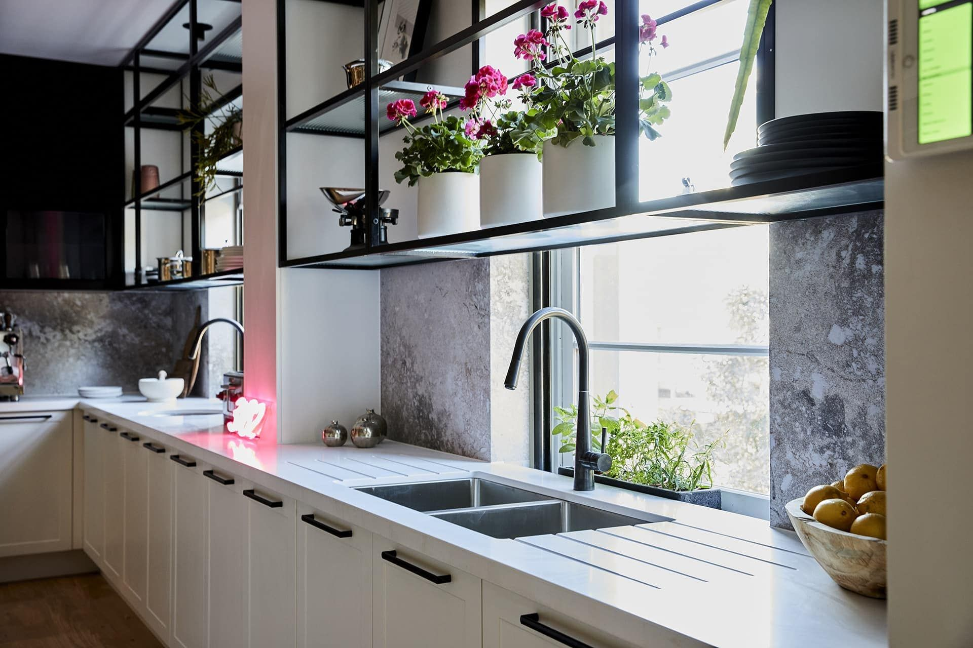 Coloured Kitchen Cabinets Are The Next Big Trend Tlc Interiors In 2020 Kitchen Cabinet Colors Kitchen Interior Kitchen Cabinets