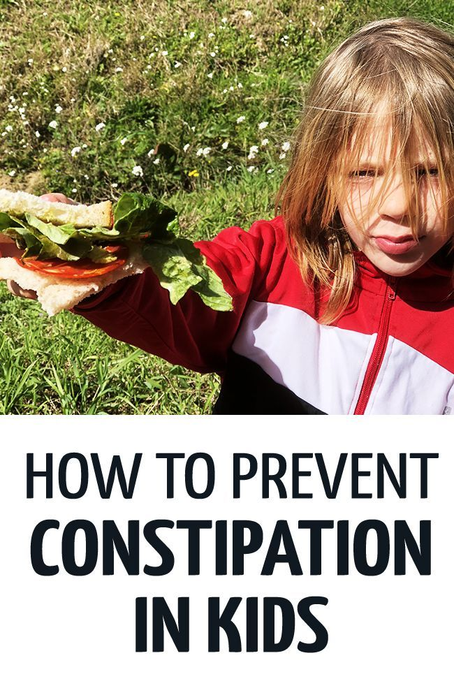 Ways To Relieve And Prevent Constipation In Kids Toddler