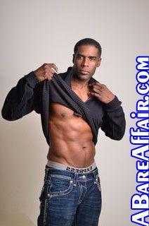 Ridiculous male stripper