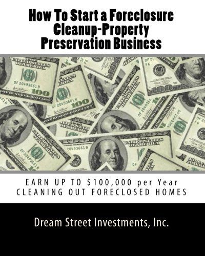 A Sample Property Preservation Business Plan Template