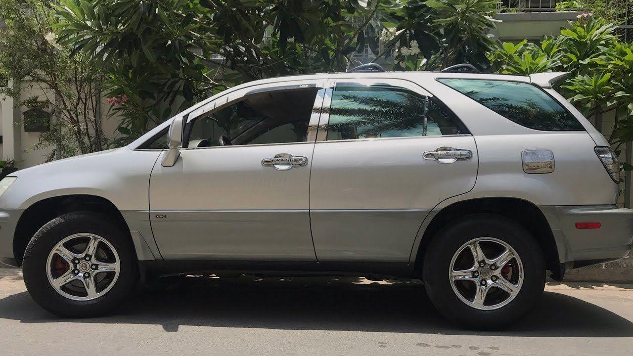Sale Car 17200 Lexus Rx300 2002 Sale Car In Cambodia Khmer 24 Youtube Lexus Car Ins Car