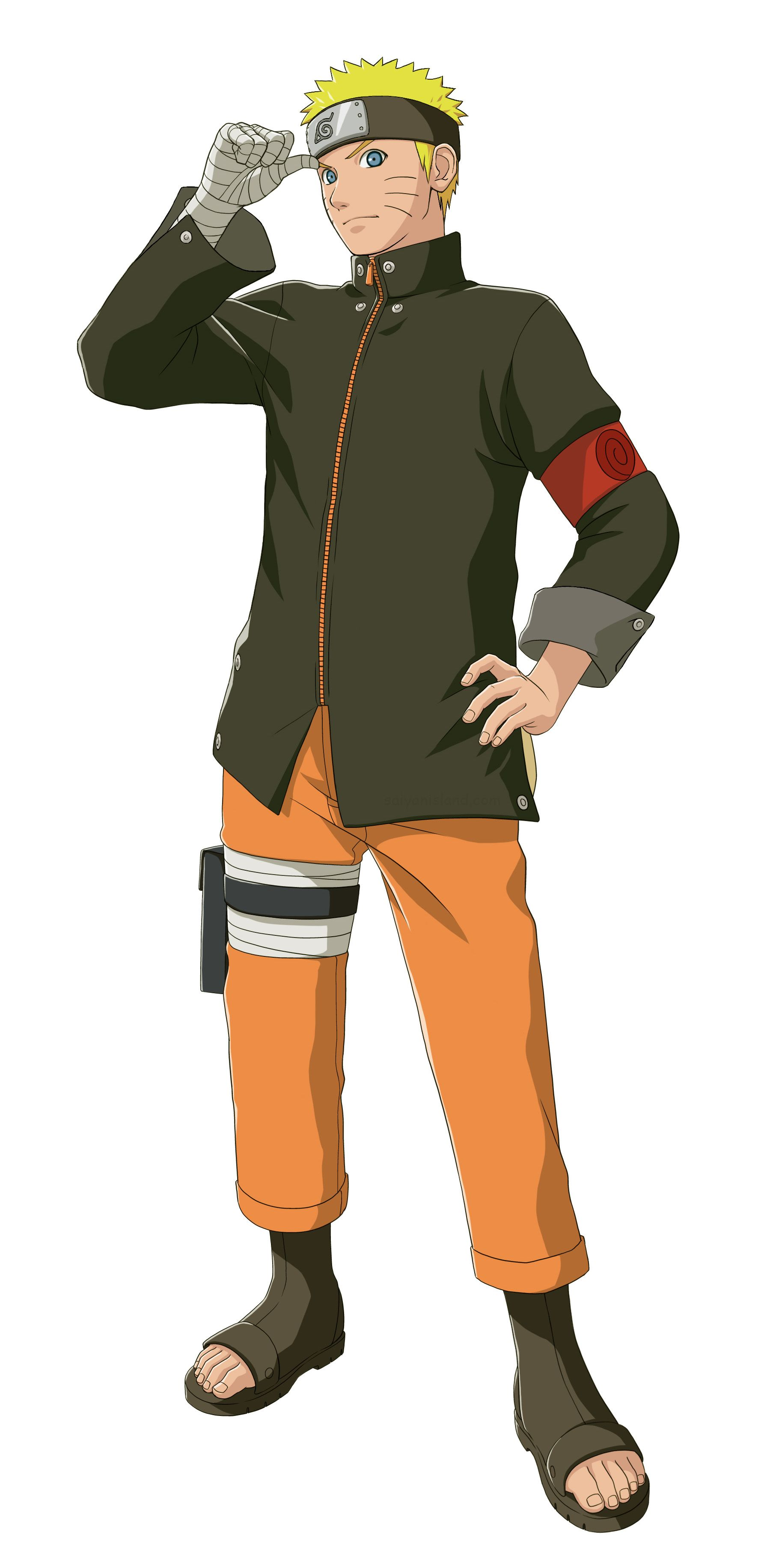 Naruto The Last Character Design Color : Naruto storm art g … pinteres…