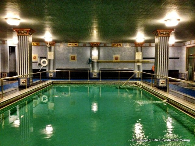 The Ornate Pool In The Biltmore Hotel Is A Mix Of Roman Bath And Gilded Age Ocean Liner Rich