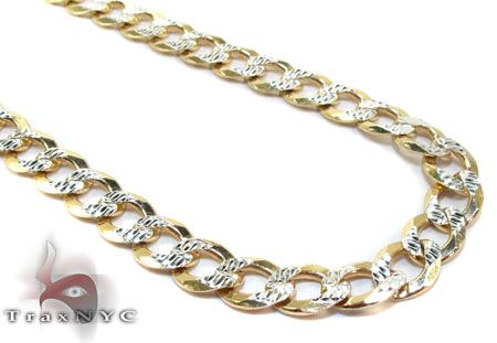 double to cut gold accent diamond yellow chain rope necklace views length more available
