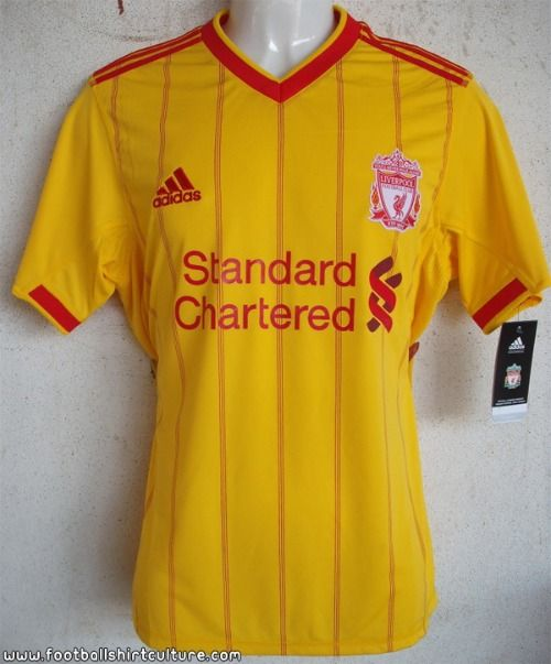 0c11321c5b1 liverpool away shirt 2010 2011 Liverpool Away Shirt for 2011 2012 Season  Revealed  Photos