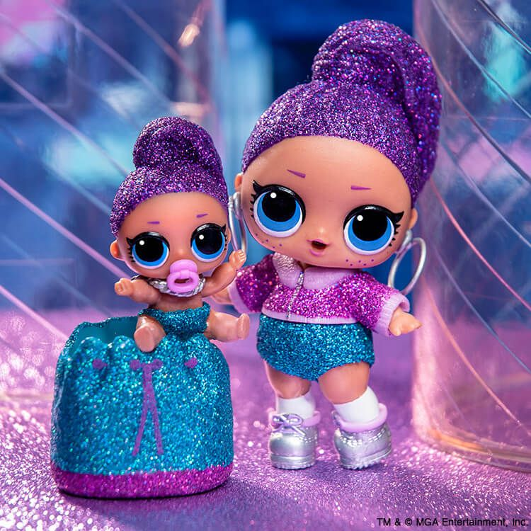 LOL Surprise Doll Accessories Big Sister TOUCHDOWN Series 3 Clothes Outfit Set