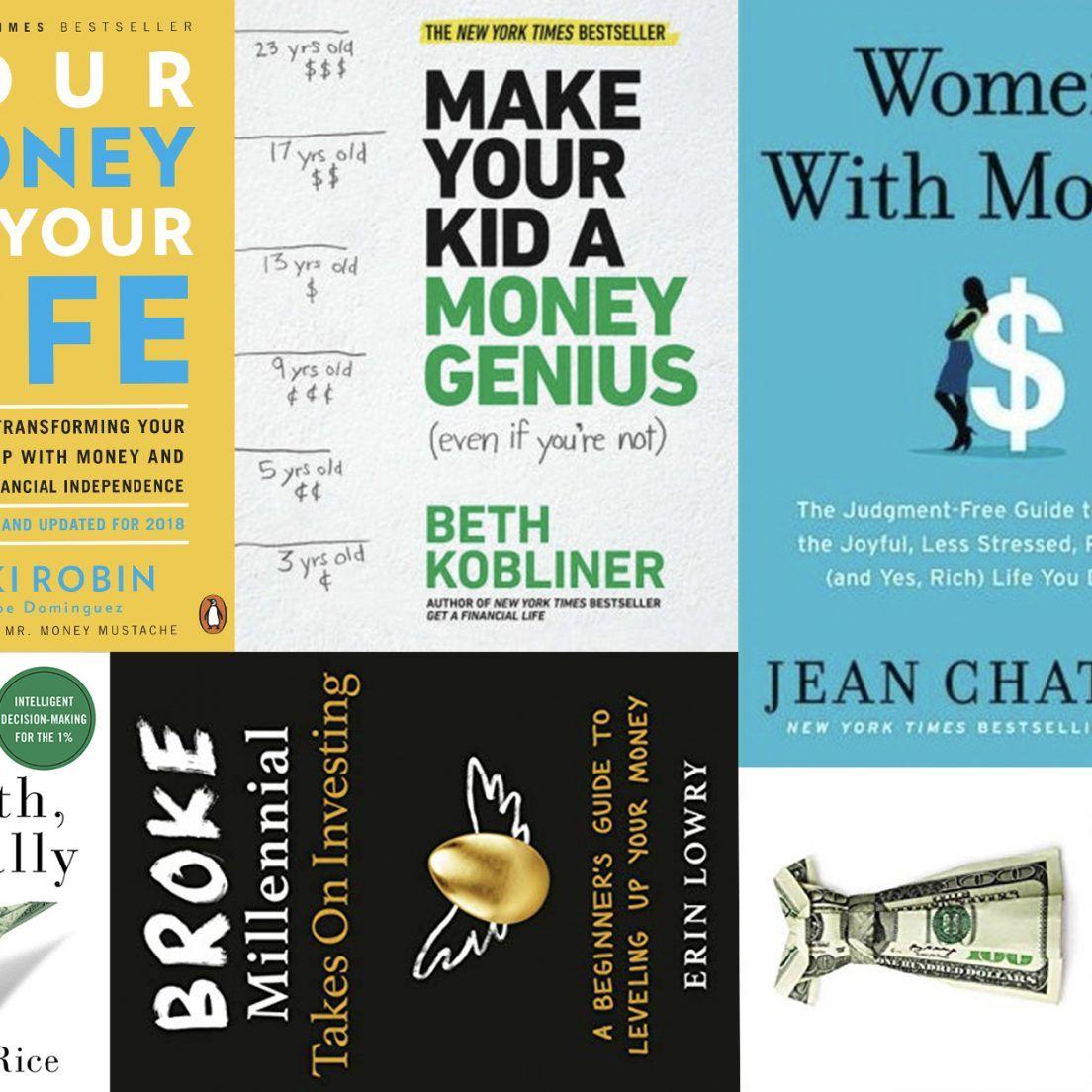 6 Books That Make Saving Budgeting And Investing