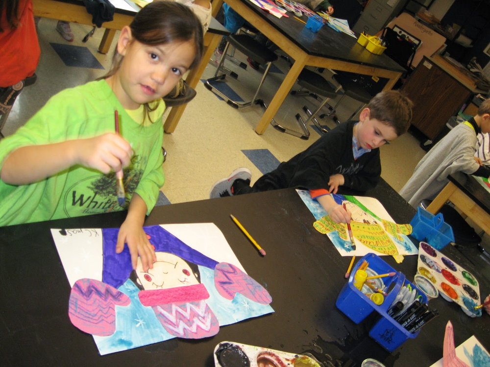 Jamestown Elementary Art Blog | Genius hour projects