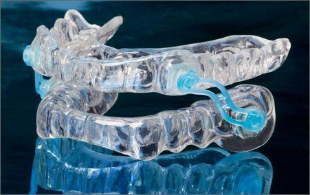Silent Nite® SlideLink Sleep apnea treatment, Cure for
