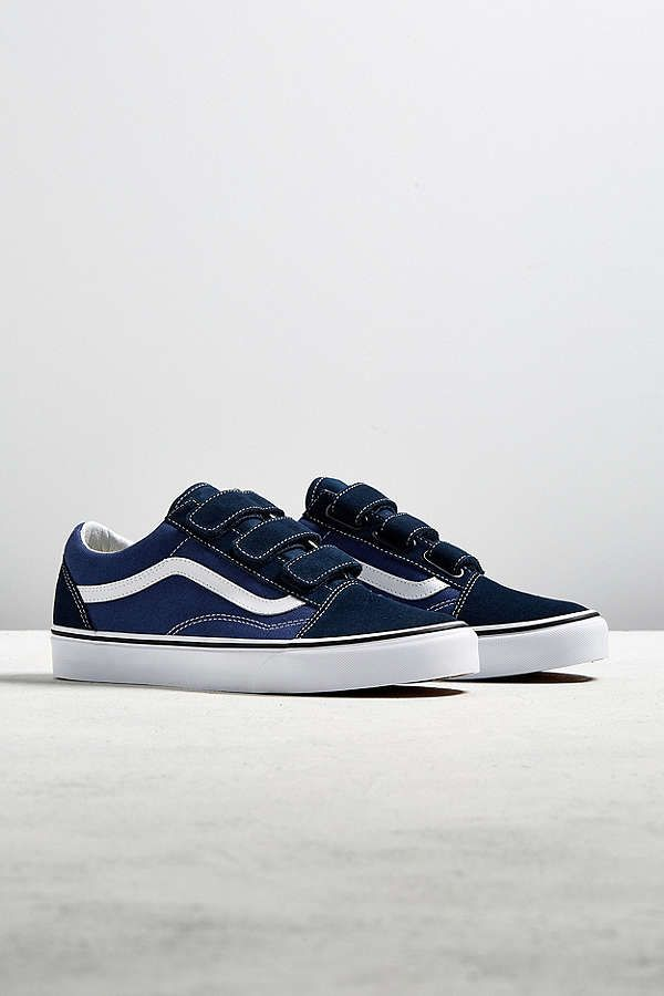 a56434430b5eb3 Slide View  1  Vans Old Skool V Strap Sneaker