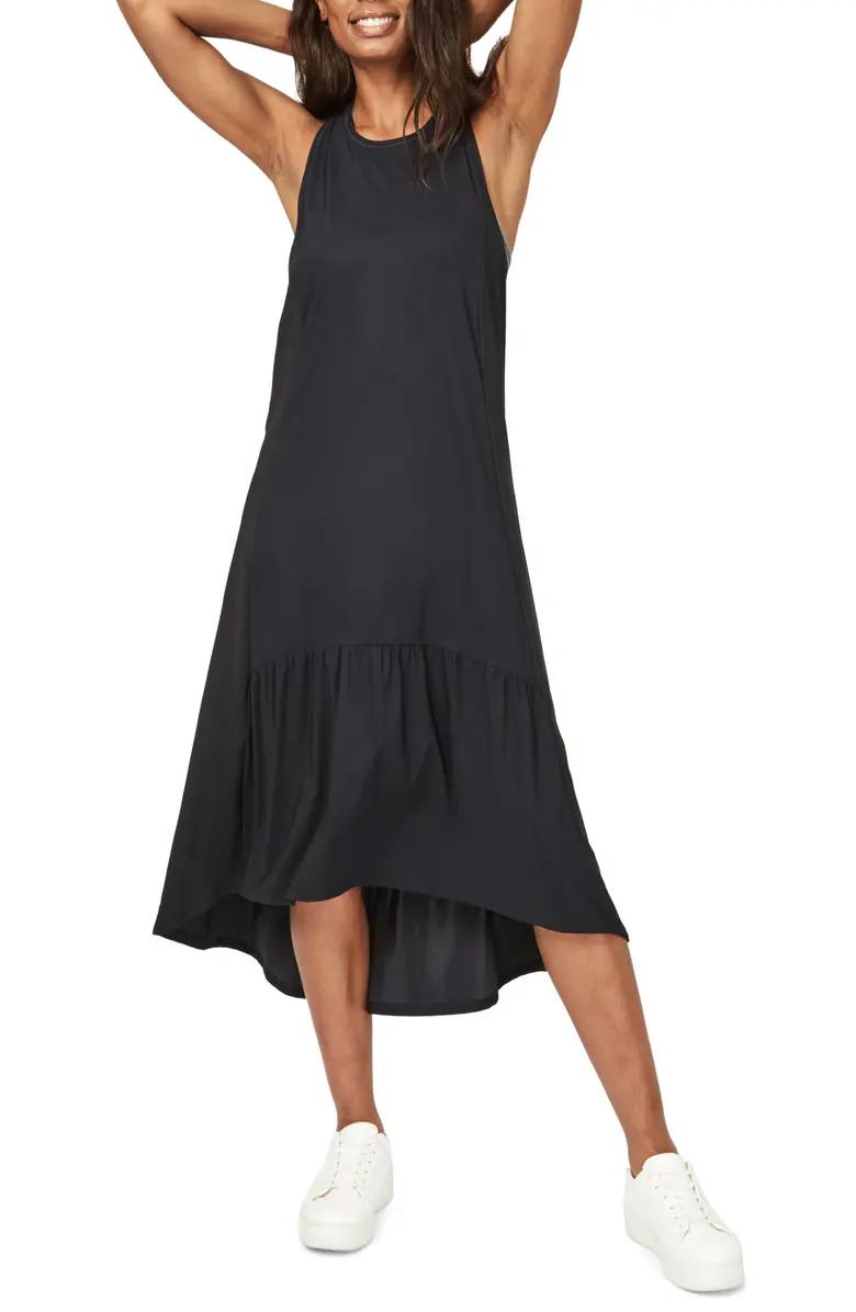 Sweaty Betty Ace Racerback Midi Dress Nordstrom In 2021 Racerback Midi Dress Womens Trendy Dresses Betty Dress [ 1196 x 780 Pixel ]