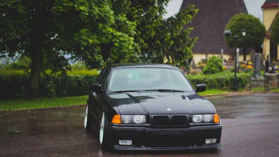 Black Bmw Drifting Car Wallpaper Free Download Hd Hd Images