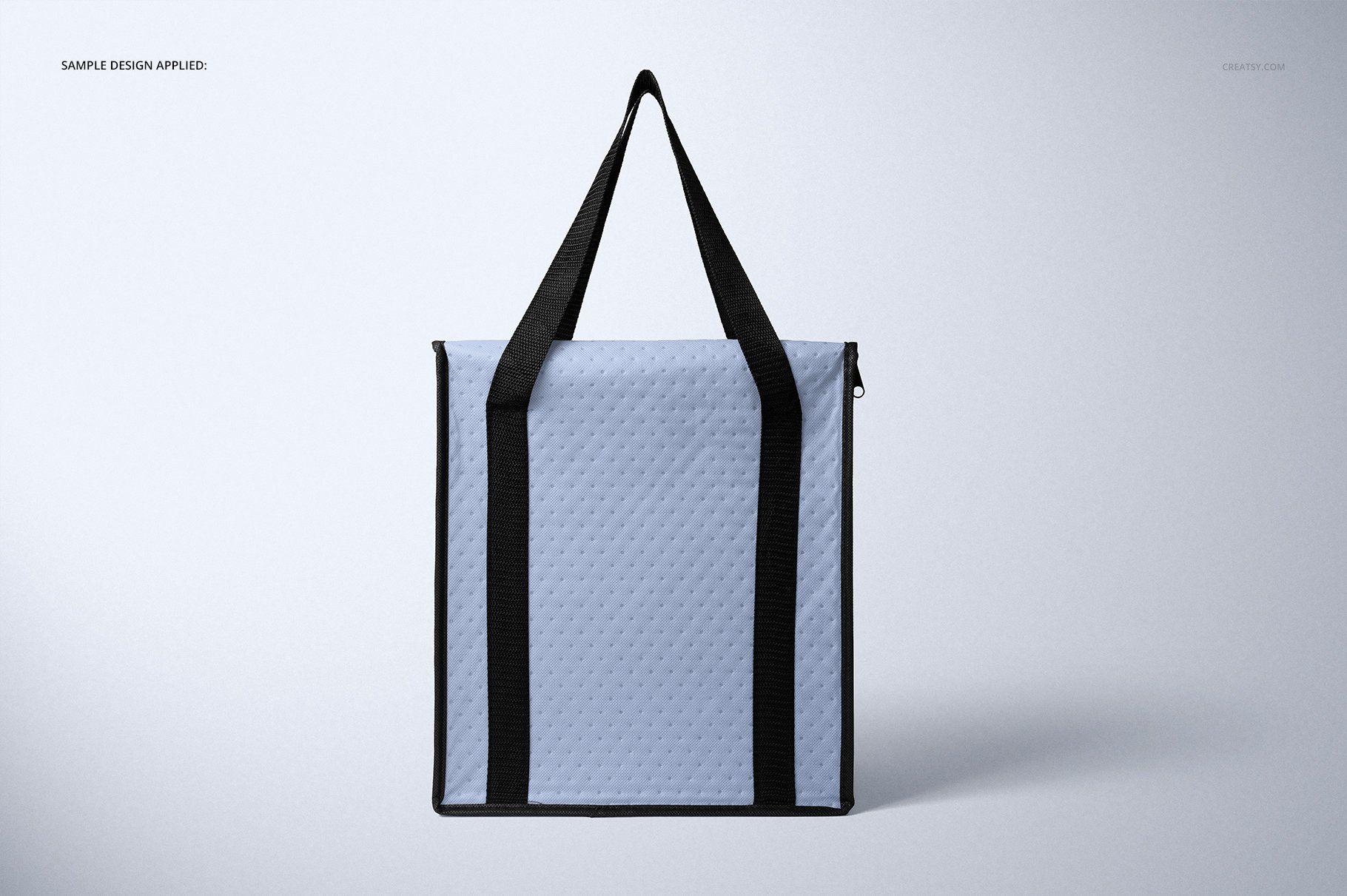 Download Insulated Cooler Bag Mockup Set Bag Mockup Cooler Bag Creative Market