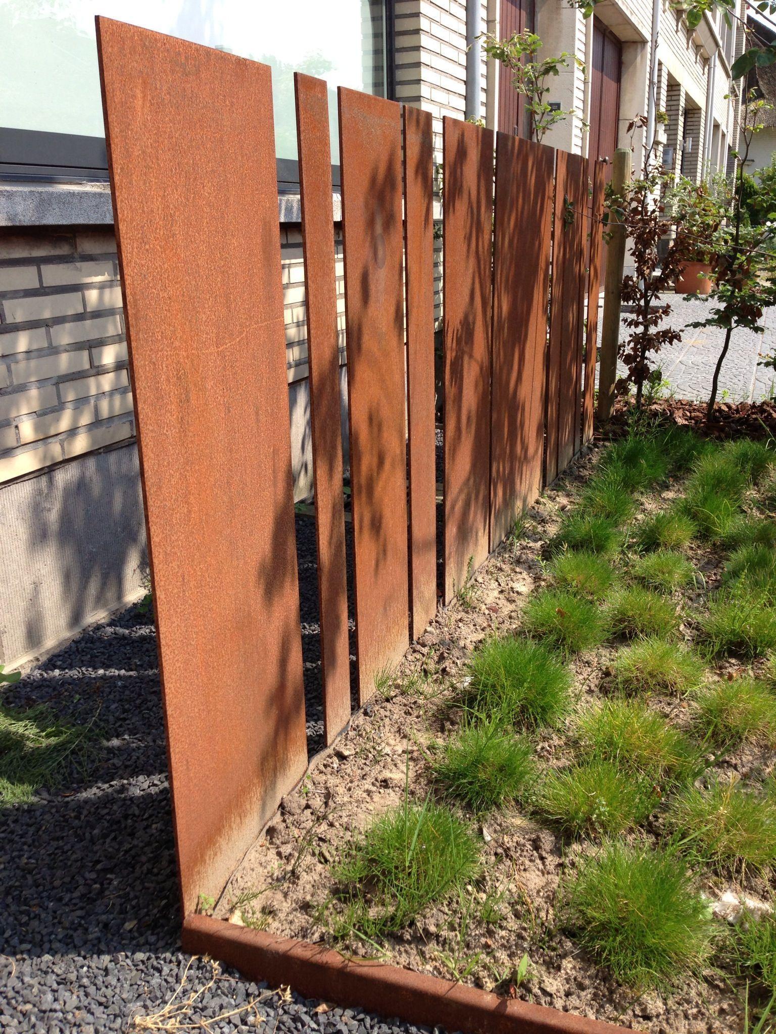 Pin By Haoyang Li On Donor Recognition Garden Fencing Gartengestaltung Gartenzaun Ideen Sichtschutz Garten