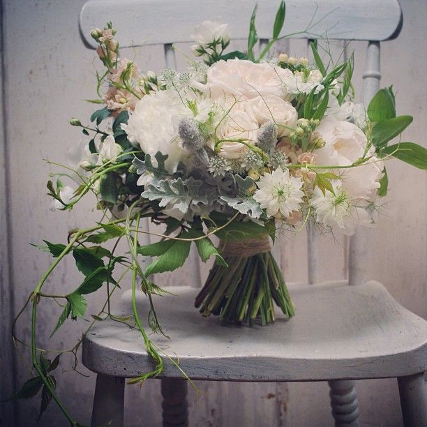 """@joflowers #florist #wedding #weddingbouquet #country #roses"" Photo taken by @joflowers on Instagram, pinned via the InstaPin iOS App! http://www.instapinapp.com (06/23/2013)"