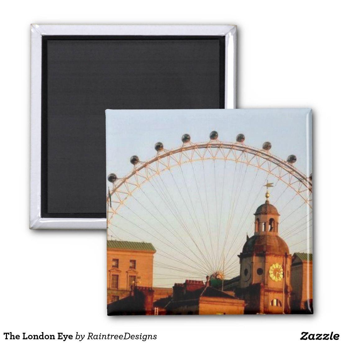 The London Eye Magnet