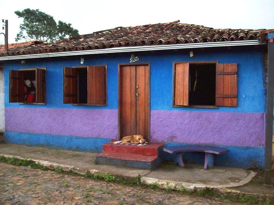 Lavras Novas (Distrito de Ouro Preto - MG) - (Foto: Sylvio Bazote) # Minas Gerais