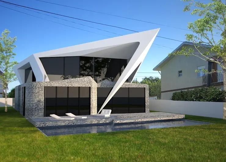 Estilo arquitectónico vanguardista em Braga
